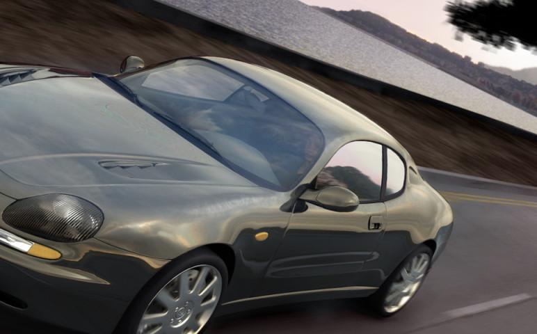Maserati 3d